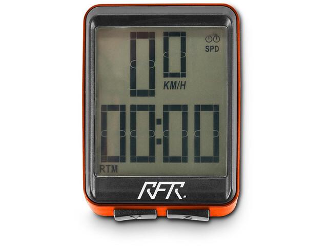 Cube RFR CMPT Cykelcomputer trådløs, orange